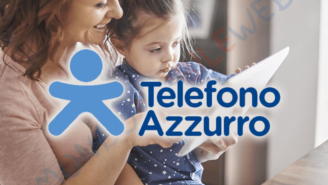 Telefono Azzurro Inovasj tecnologia innovazione